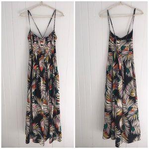 Banana Republic Feather Print Dress